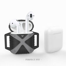 Silicone Shock Proof Protective Airpods Case Cover Accessories For Apple AirPods