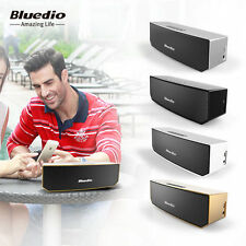 Portable Bluetooth speaker wireless Subwoofer 3D stereo music Bluedio BS-3 Camel