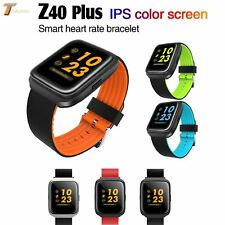 Call SMS Remind Smart Watch Heart Rate Sleep Fitness Tracker Wristwatch Bracelet