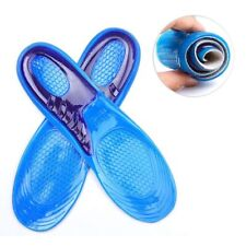 Gel Men Women Silicone Insoles Pad Shoe Support Arch Shoes Insole Orthotic