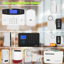 Wireless GSM 3G/GSM+GPRS WiFi Video Smart Alarm System Kit for Home Security Lot
