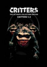 Critters 1-4 Collection (DVD, 2005, Box Set)