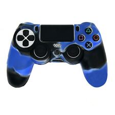 1x Silicone Rubber Soft Case Skin Cover for PS4 Controller Grip Handle Console