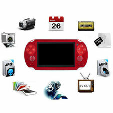 """4.3"""" Portable Video Handheld Game Console Player Built-In 1000 Games 32Bit 8GB"""