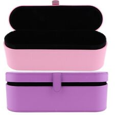 Hair Dryer Case PU Leather Cover Organizer Gift Box For Dyson Supersonic