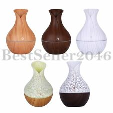 Essential Oil Diffuser 130ml Ultrasonic Aromatherapy Cool Mist Humidifier