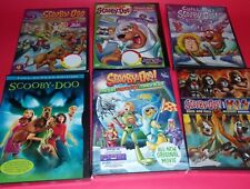 "SCOOBY-DOO! New Sealed DVD's  ""TAKE YOUR PICK"""