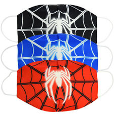 2PC Spiderman Kids&Adult Mouth Face Dust-proof breathable and anti-fog Reusable