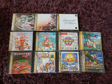 Japanese Boxed Sega Saturn Games (NTSC-J) CIB