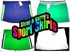Steve & Barry's Sports Skirts S,M,L in Green & Blue NWT