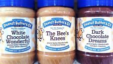Peanut Butter & Co Flavored Peanut Butter  All-Natural