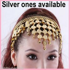 Belly Dance Bollywood Headband Headpiece Jewellery AA11