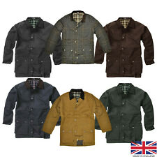 BRAND NEW COTTON WAX  RIDING HUNTING JACKETXS-XXL