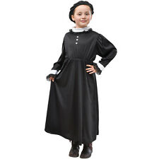 QUEEN VICTORIA FANCY DRESS CHILD COSTUME ALL AGES