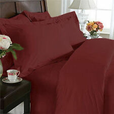 4 PIECE SHEET SET 1500 THREAD COUNT MICROFIBER SOFTNESS ALL SIZES FREE SHIPPING