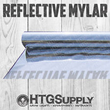 MYLAR 25 50 100 150 ft ROLL Reflective Film Hydroponic