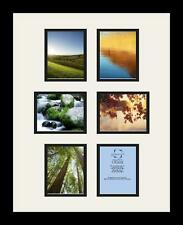 ArtToFrames Collage Frame with 6 openings- 4x5 & 5x4