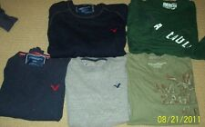 AE American Eagle sweater tees thermal shirts S L XXL