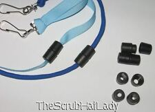 Safety Breakaway Barrel Connectors for paracord lanyards or ribbon POP 4-12