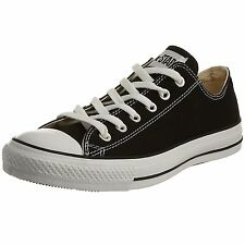 Converse All Star Chuck Taylor Ox Black White Unisex Trainers Shoes