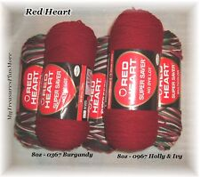 "Red Heart Classic Yarn ""1"""