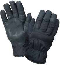 Black Heavy Duty Cold Weather Winter Insulated Gloves