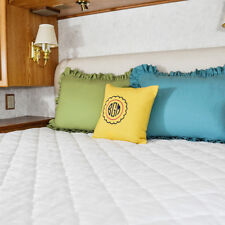 RV Bunk Mattress Pads Camper Travel Trailer 3 sizes: 28x75, 30x75 & 34x75 NEW!