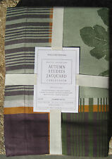 "WILLIAMS SONOMA  AUTUMN STUDIES JACQUARD TABLECLOTH ~70""   X 90"" OR 108"" OR 126"""
