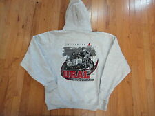 "NEW ""2 BOSTON GUYS ON A RUSSIAN URAL MOTORCYCLE"" Hooded Sweatshirt S-3XL"