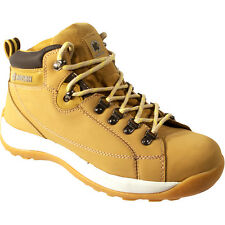 **MEN SAFETY WORK STEEL TOE CAP HIKER SHOES TRAINERS BOOT ANKLE TAV2 SIZE 6-12UK