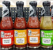 Taco Bell Tomato Salsa or Restaurant Sauce ~ Pick One
