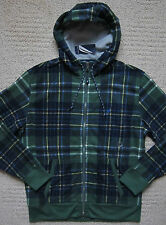 NAUTICA  (Forrest Green) BIG & TALL Full Zip Fleece HOODIE Mens - NWT $79.50