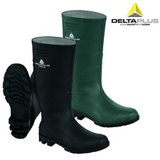 MENS LADIES BOYS DUNLOP WELLINGTONS SNOW BOOTS WELLIES RUBBER SHOES SIZE 2-12UK