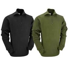 BRITISH NORWEGIAN ARMY STYLE MILITARY COLD WEATHER FIELD SHIRT NORGIE NORGY TOP