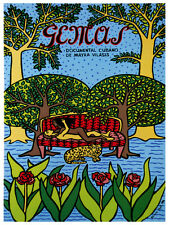 Gemas Cuban documentary wall Decoration Poster.Graphic Art Interior design 3364