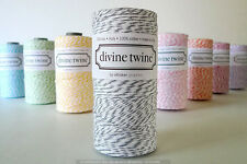 The Original Whisker Graphics 240 YARDS SPOOL of Divine Twine Bakers Twine