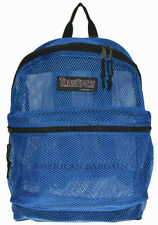 "17"" Transparent /See Through/Mesh Backpack/Book Bag (11 colors)"