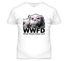The Neverending Story Movie What Would Falcor Do T Shirt