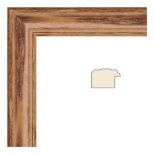 """1 1/4"""" Honey Stain on Solid Red Oak, New - Ready To Hang"""