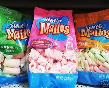 Sweet Mallos Marshmallow Squishy Soft Candy Confection ~ Pick One