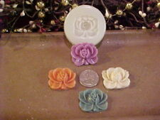 Rose 1 Cavity Food Safe Silicone Mold 2804