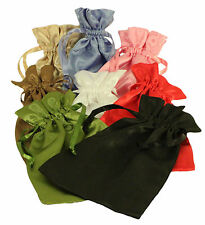 """Satin 4"""" x 6"""" Gift / Favor Bags / Wedding Birthday Holiday Party Shower AC00018"""