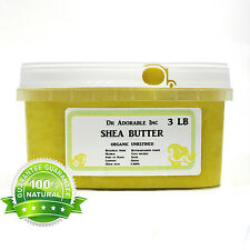 RAW UNREFINED SHEA BUTTER FRESH ORGANIC MOISTURIZER 2 OZ 4 OZ 8 OZ-UP TO 12L