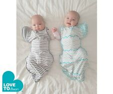 Love to Dream Swaddle Up 50 / 50 Zip Up Baby transitional Wrap Medium Large + XL