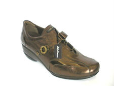 SCARPE MELLUSO WALK DONNA SNEAKERS R0383 COL. COPPER MADE IN ITALY SHOES