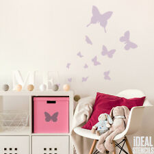 Butterfly Stencil Ideal for Art Craft Decor Painting Printing Airbrush Reusable