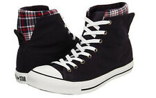 NEW UNISEX CONVERSE CT DUAL COLL HI NAVY / DARK NAVY PLAID