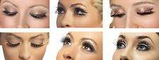 New Fever False Eyelashes ~ Fashion ~ Fancydress ~ Party ~ Various Designs