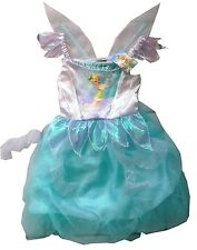 Disney Princess TINKERBELL Fairy Fairies Fancy Dress up Costume Party NEW