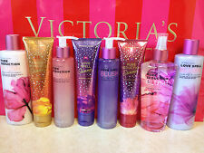 NEW VICTORIA'S SECRET WASH, LOTION, MIST, GEL YOU PICK X1